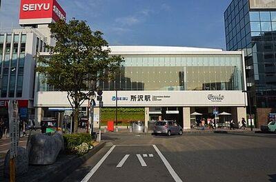 東村山市秋津町4丁目 売地 所沢駅(西武 新宿線)まで1410m、所沢駅(西武 新宿線)より徒歩約16分。