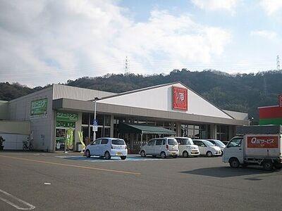 松源内原店まで782m