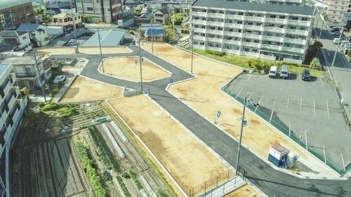 【双伸の家 自由設計】ディアプレイス樽井駅前好評分譲中