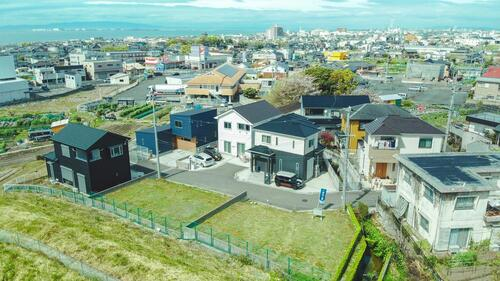 【双伸の家 自由設計】ディアパーク鳥取ノ荘好評分譲中