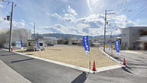 【四辻の分譲地】【新規分譲】長岡天神西 梅ヶ丘バス停徒歩3分 全16区画2021年5月以降販売開始