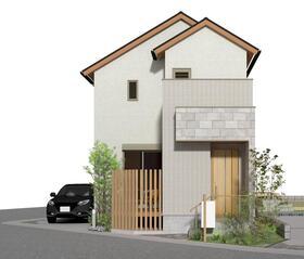 【完成予想図】室見A号地~美しく暮らす大型収納の家~