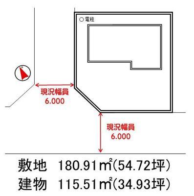 広渕字馬場屋敷(佳景山駅) 2650万円 2650万円、4LDK、土地面積180.91m<sup>2</sup>、建物面積115.51m<sup>2</sup> 南道路につき日当たり良好です。 オール電化で経済的な暮らし。