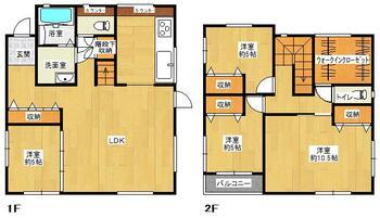 湯川4(安部山公園駅) 2198万円 2198万円、4LDK+S(納戸)、土地面積149.08m<sup>2</sup>、建物面積106.4m<sup>2</sup> 現況を優先します。