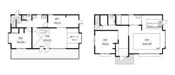 梅郷6(石神前駅) 4180万円 4180万円、3LDK+S(納戸)、土地面積309.53m<sup>2</sup>、建物面積136.59m<sup>2</sup>