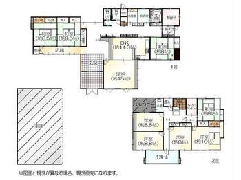 気比庄(神明駅) 3480万円 3480万円、9DK、土地面積875.02m<sup>2</sup>、建物面積316.36m<sup>2</sup>