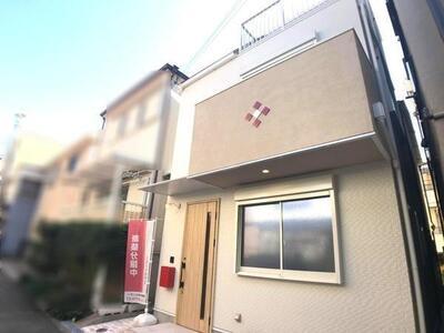 記田町5(六甲道駅) 2680万円 外観