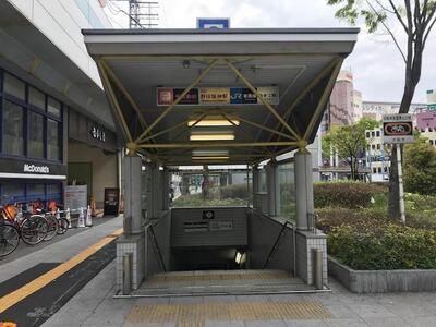 大開2(野田阪神駅) 950万円 OsakaMetor千日前線 野田阪神駅まで480m