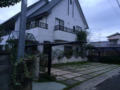 鹿角町(太田駅) 4000万円 現地(2019年7月)撮影
