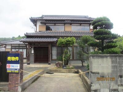 西吉地 1280万円 現地(2020年7月)撮影