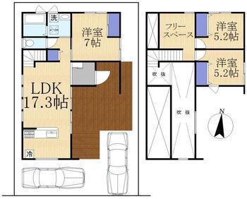 アウトドアハウス「VARY'S」モデルハウス