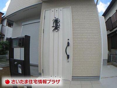新築一戸建 松戸市栄町4期 全1棟 1号棟4 外観写真です。