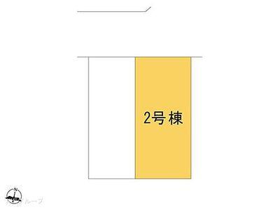 川越市かすみ野第2 新築一戸建て 全2棟 2号棟 図面と異なる場合は現況を優先