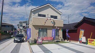 ハートフルタウン上三川2期 3号 現地写真