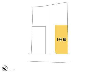 野田市中根第5 新築一戸建て 全3棟 1号棟 図面と異なる場合は現況を優先