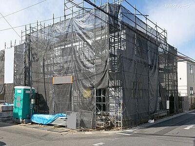 上尾市二ツ宮 6期 新築一戸建て 全15棟 O号棟