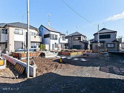 春日部市藤塚5期 新築一戸建て 全3棟 2号棟 2017/12/11 確認