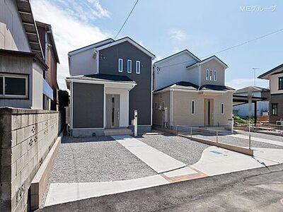 鴻巣市鎌塚第3 新築一戸建て 全2棟 2号棟