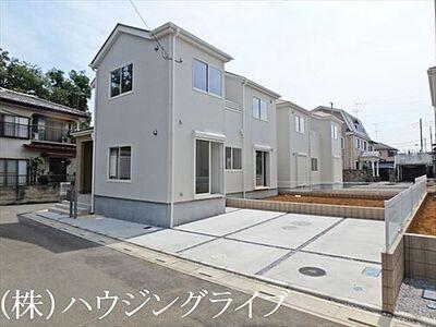 東松山市松山 全4棟 1号棟(区画図参照) 1号棟