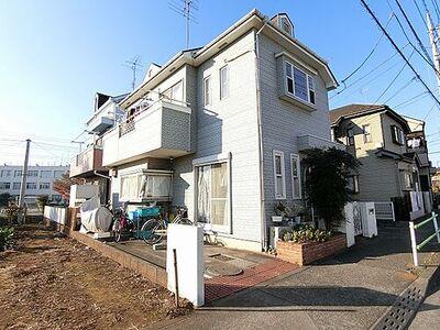 武蔵村山市三ツ藤2丁目 中古 3LDK 建物外観です。