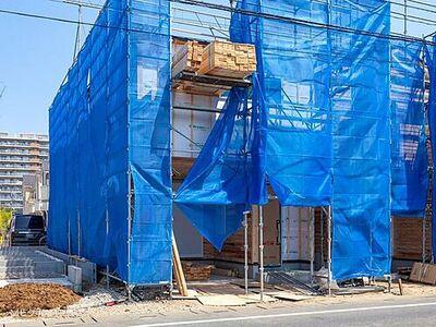 川口市南鳩ヶ谷2期 新築一戸建て 全3棟 B号棟