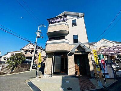 東大阪市六万寺町1丁目 中古一戸建て 閑静な住宅地でお住まいいただけます