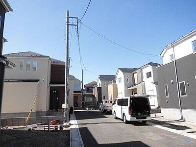 桶川市加納の新築一戸建て 駐車2台