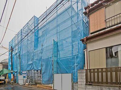 志木市幸町4丁目 新築一戸建て 全1棟 1号棟