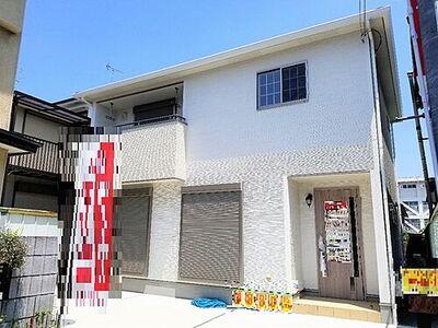 大和高田市蔵之宮町 一戸建て 外観・近鉄南大阪線「高田市」駅まで徒歩13分。