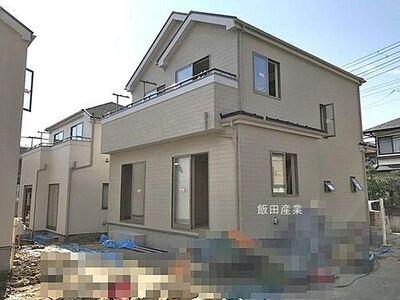 Heartful-Town太白区西の平1期・E号棟 完成済み・即入居可・当日案内可「西の平」新築4LDK・6棟現場販売中ですE号棟は開放的な「玄関吹き…