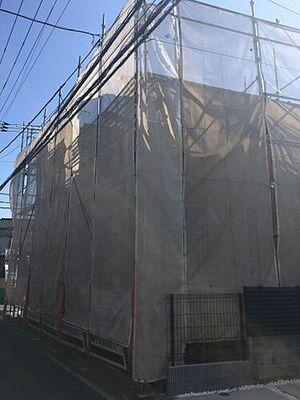 日吉1丁目 新築戸建 良水工房・食洗機・LED照明など生活に便利な設備も充実。