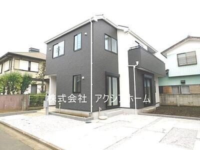 狭山市広瀬台1丁目・全1棟 新築一戸建 ~敷地47坪~ 建物完成しました。ご内覧できます。