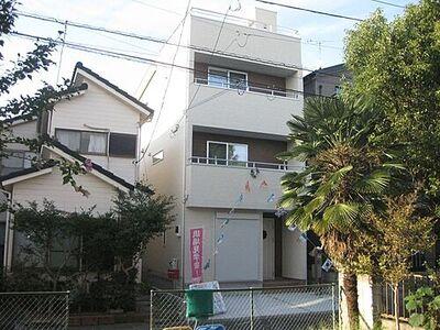 大沢屋上庭園付新築住宅(完成済み)