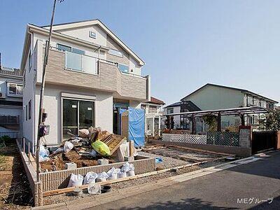 さいたま市桜区大久保領家 新築一戸建て 1号棟