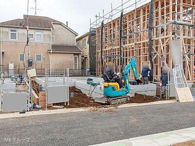 さいたま市緑区原山4丁目 新築一戸建て 第3全6棟 8号棟