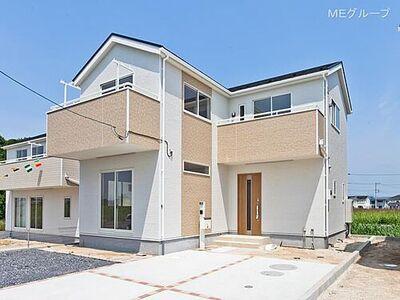 加須市北下新井第2 新築一戸建て 全3棟 2号棟