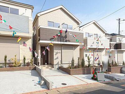 川口市東本郷 2期 新築一戸建て 全4棟 B号棟