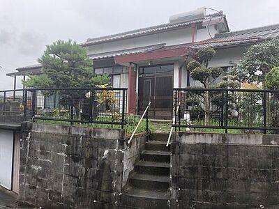 東浦町緒川沙弥田 平屋中古戸建て 78坪を超えた広々とした敷地です