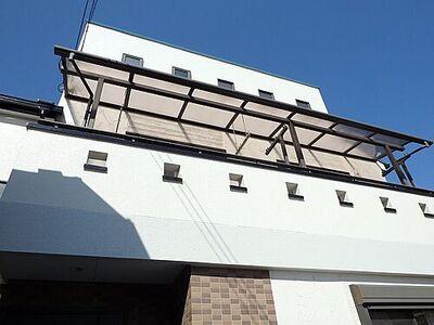 日野市大字石田 戸建 南側に建物がなく、日当たりの良い一戸建て。