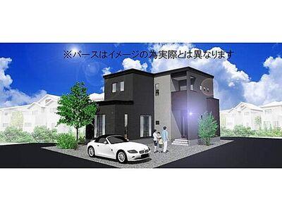 富山市下冨居1丁目字勝膳割 新築一戸建て(SHPシリーズ) 豊田小学校下に新築住宅の登場です! 8号線へのアクセスも良好な立地です♪
