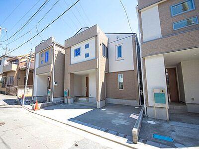 さいたま市浦和区上木崎6丁目 安らぎの邸宅建物の居住性に拘った邸宅は、「落ち着き」と「安らぎ」と「快適」を実現してくれます。いつ…