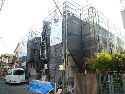 川越霞ヶ関北4期 新築分譲住宅 全2棟 1号棟