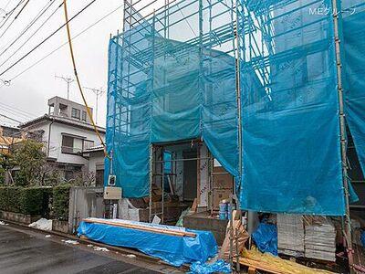 足立区西竹の塚1丁目 新築一戸建て 1期 全3棟 1号棟