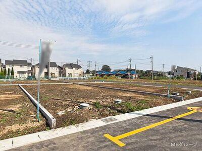杉戸町倉松1丁目 3期 新築一戸建て 全6棟 6号棟
