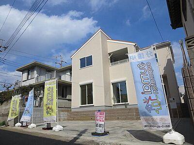 「船橋駅」徒歩15分 南側道路につき陽当り良好 施工例