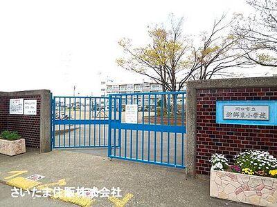 川口市榛松 新築一戸建て 1号棟 新郷東小学校 1000m