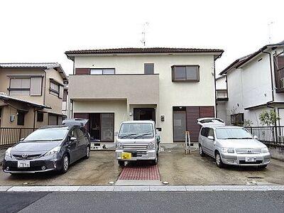 奈良市南永井町 中古一戸建て 長年住んでも飽きの来ない上品な外観