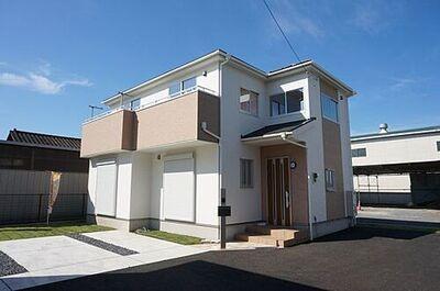 リーブルガーデン 栃木市大平町新 2号棟 同社施工物件。完成物件と異なる場合がございます。