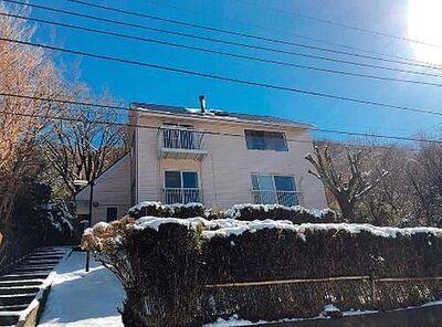 足柄下郡箱根町箱根 敷地面積約100坪以上、緑豊かな住環境です。