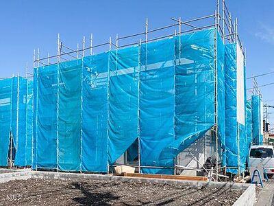 草加市新栄2期 新築一戸建て 全13棟 9号棟